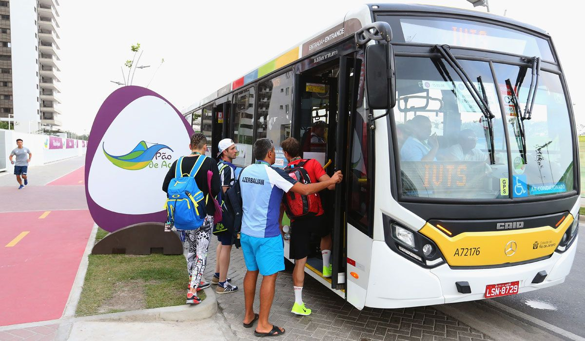 Olympics Travel Services